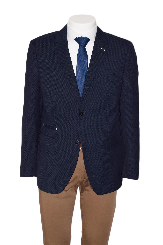 Ανδρικό Σακάκι LEONARDO S20LU09018033 Μπλε