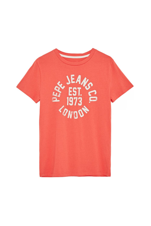 Παιδική Μπλούζα PEPE JEANS PB502824-189 Κοραλί