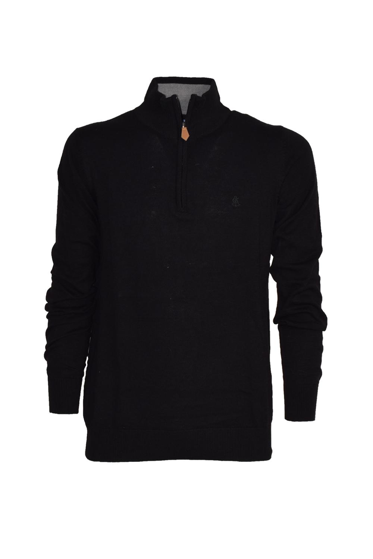 Ανδρική Μπλούζα EXPLORER 1911102023 Μαύρο