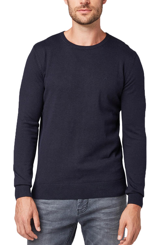 Ανδρική Μπλούζα TOM TAILOR 1012819-13160 Σκούρα