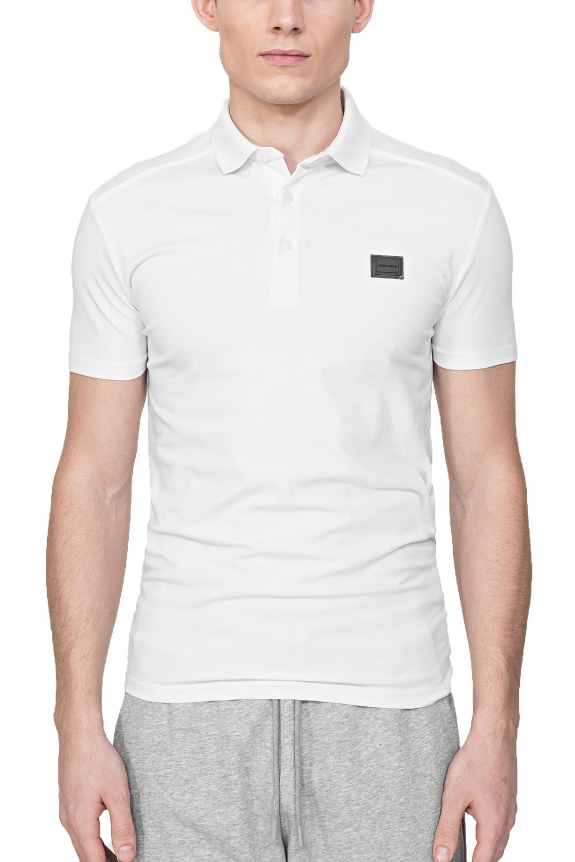 Ανδρική Μπλούζα ANTONY MORATO MMKS01419-FA120001 Άσπρο