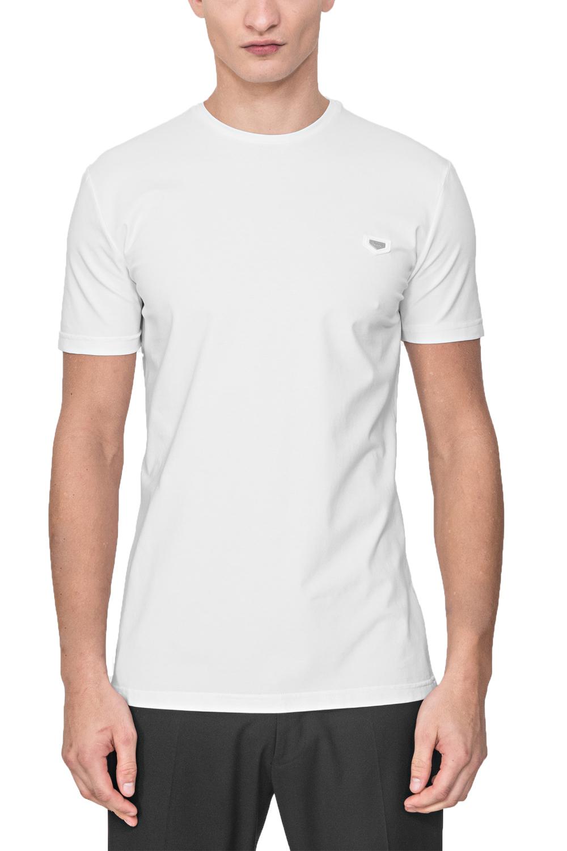 Ανδρική Μπλούζα ANTONY MORATO MMKS01737-FA12022 Άσπρο