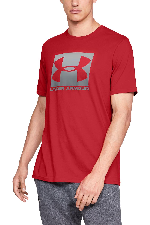 Ανδρική Μπλούζα UNDER ARMOUR 1329581-600 Κόκκινο