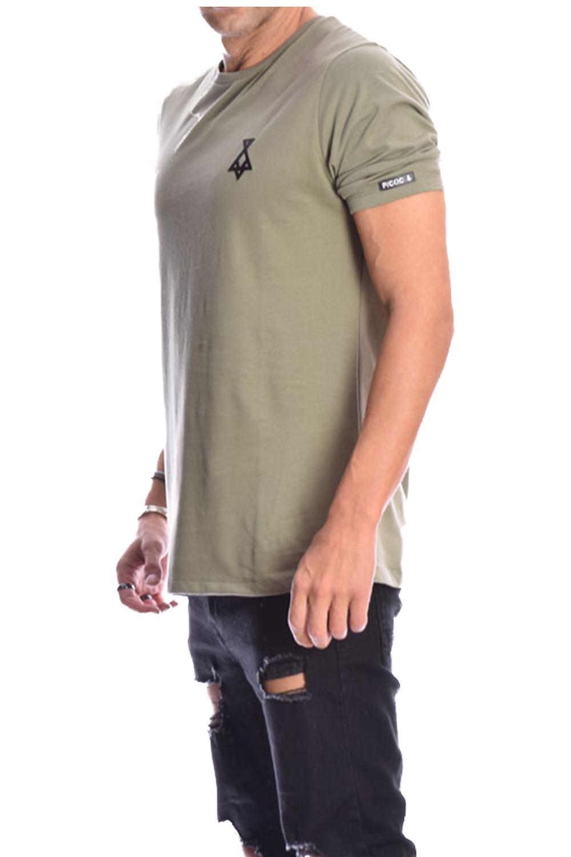 Ανδρική Μπλούζα P/COC P-0901 Χακί
