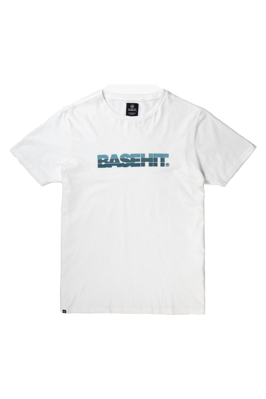Ανδρική Μπλούζα της εταιρείας BASEHIT 201.BM33.02 Άσπρο