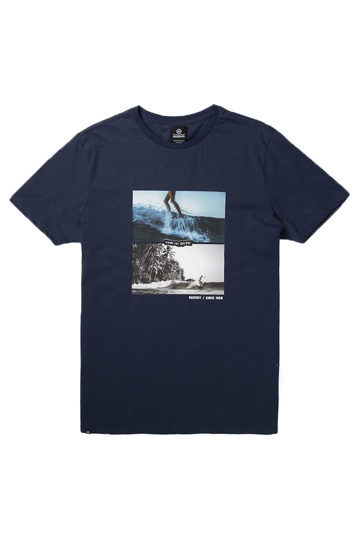Ανδρική Μπλούζα BASEHIT 201.BM33.36 Μπλε