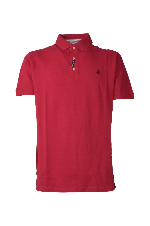 Ανδρική Μπλούζα EXPLORER 201102002 Κόκκινο