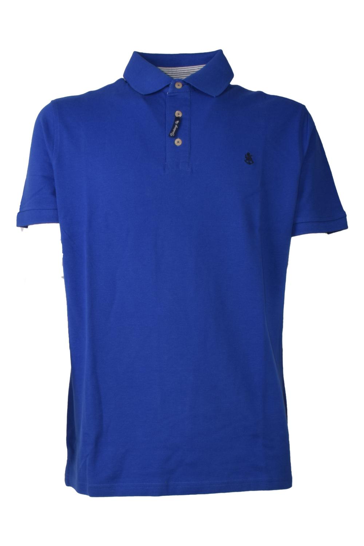 Ανδρική Μπλούζα EXPLORER 201102002 Μπλε Ρουα