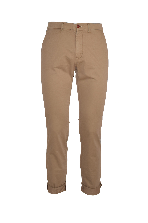 Ανδρικό Παντελόνι SCINN DILBERT Camel