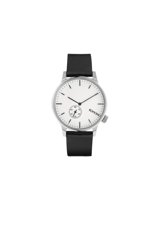 Ανδρικό Ρολόι KOMONO 171KM-00063 Μαύρο