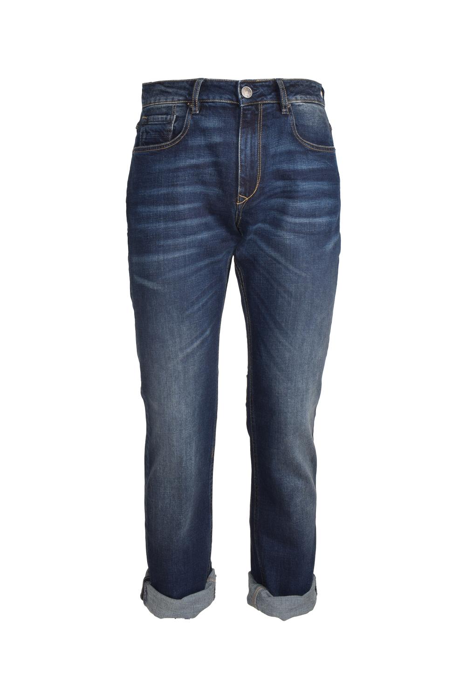 Ανδρικό Παντελόνι SCINN ZACK L Τζιν Σκούρο