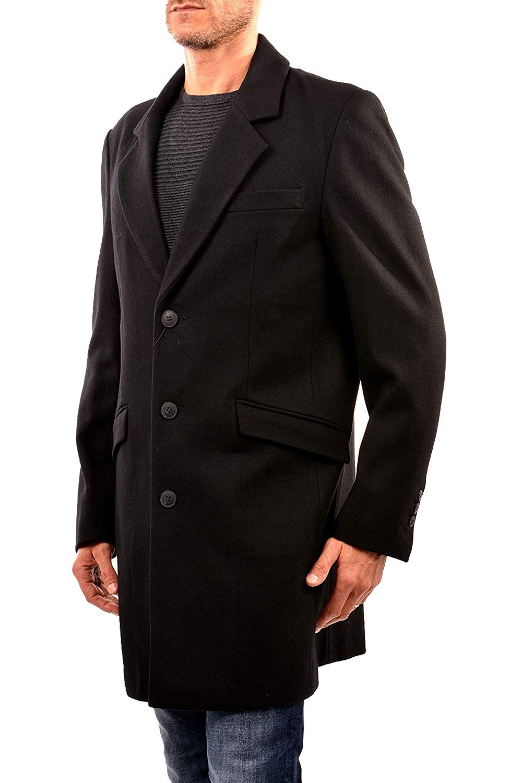 Ανδρικό Παλτό ANTONY MORATO MMCO00534-FA500024-9000 Μαύρο