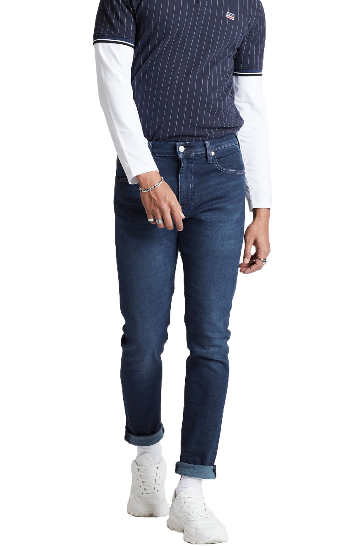 Ανδρικό Παντελόνι LEVI'S 28833-0406 Τζιν Σκούρο
