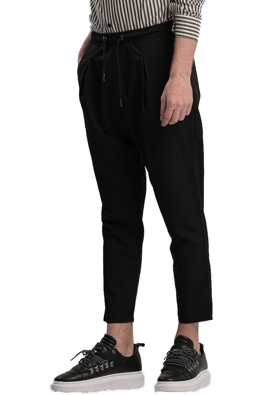 Ανδρικό Παντελόνι P/COC P-1055 Μαύρο