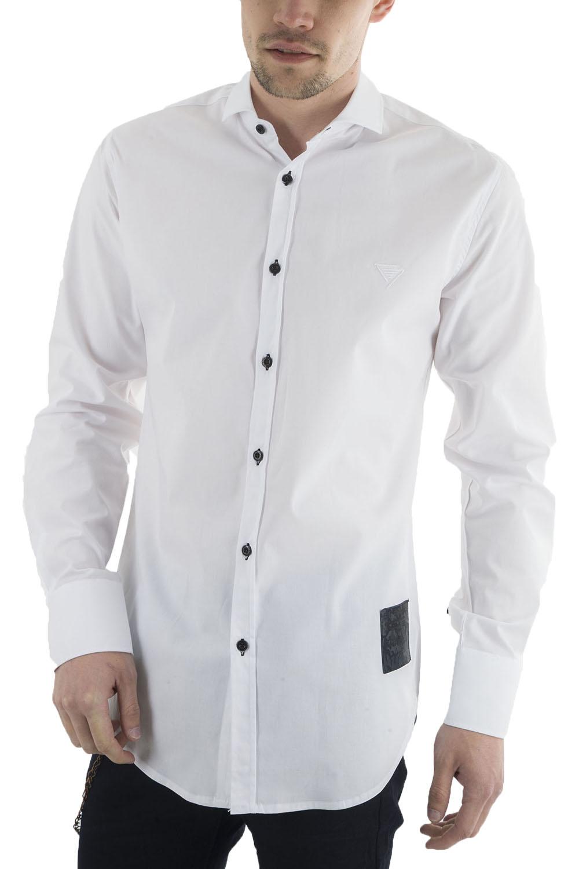 Ανδρικό Πουκάμισο STEFAN 9033 Άσπρο