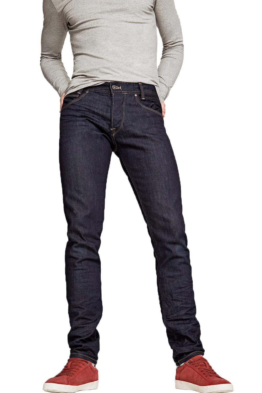 Ανδρικό Παντελόνι PEPE JEANS PM200029H054 Τζιν Σκούρο