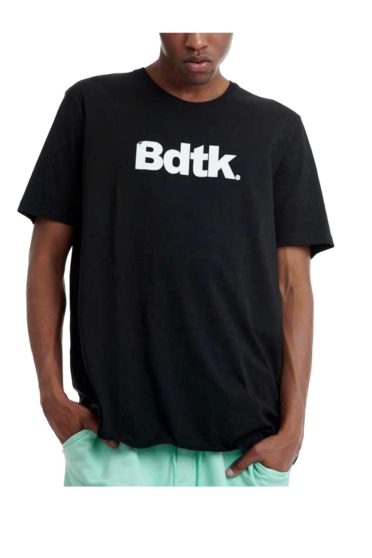 Ανδρική Μπλούζα BODYTALK 1201-950028 Μαύρη