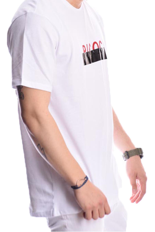 Ανδρική Μπλούζα P/COC P-1005 Άσπρο