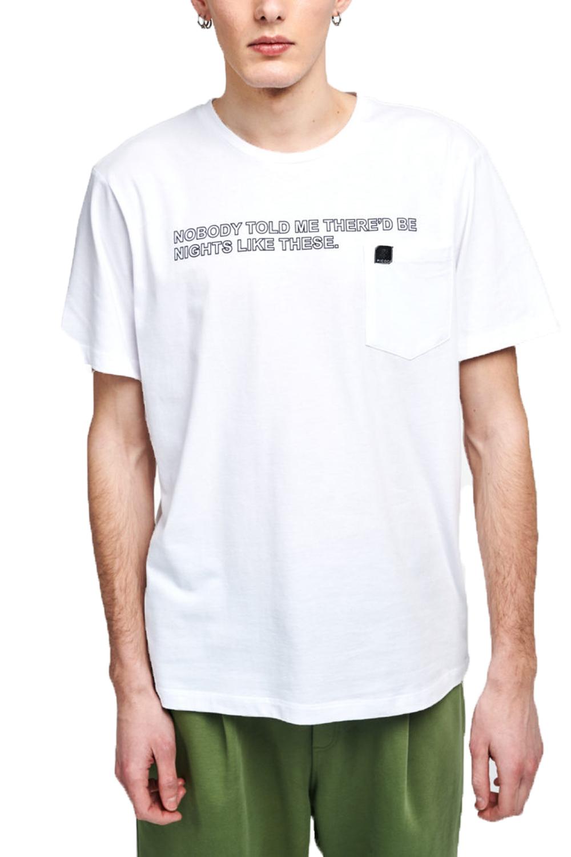 Ανδρική Μπλούζα P/COC P-1011 Ασπρο