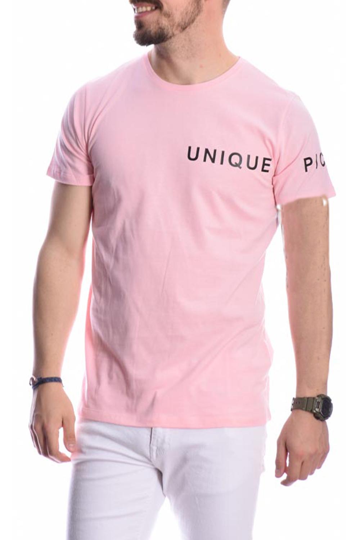 Ανδρική Μπλούζα P/COC P-1006 Ρόζ