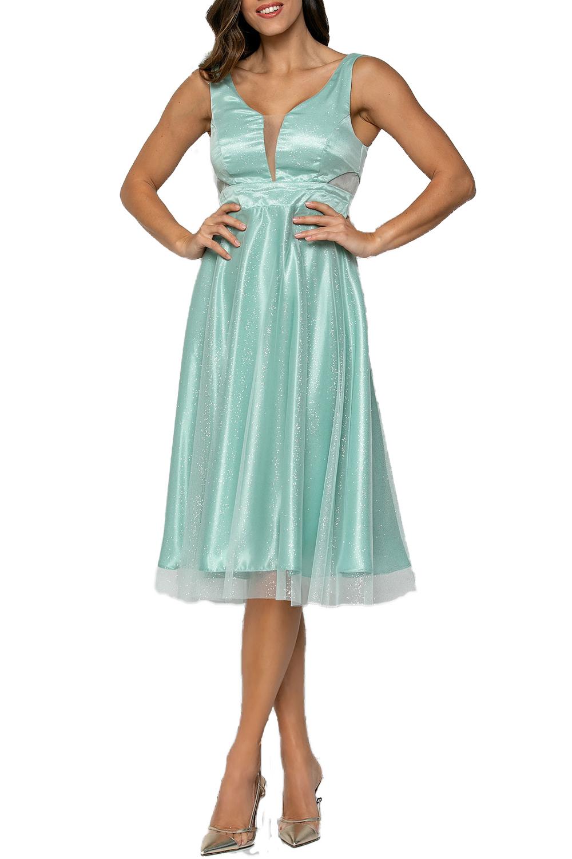 Γυναικείο Φόρεμα Bellino 21.11.2252 Πράσινο