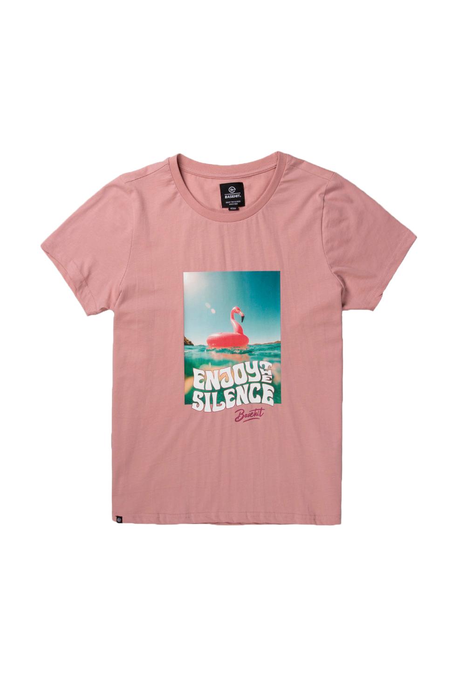 Γυναικεία Μπλούζα BASEHIT 201.BW33.68 Ροζ