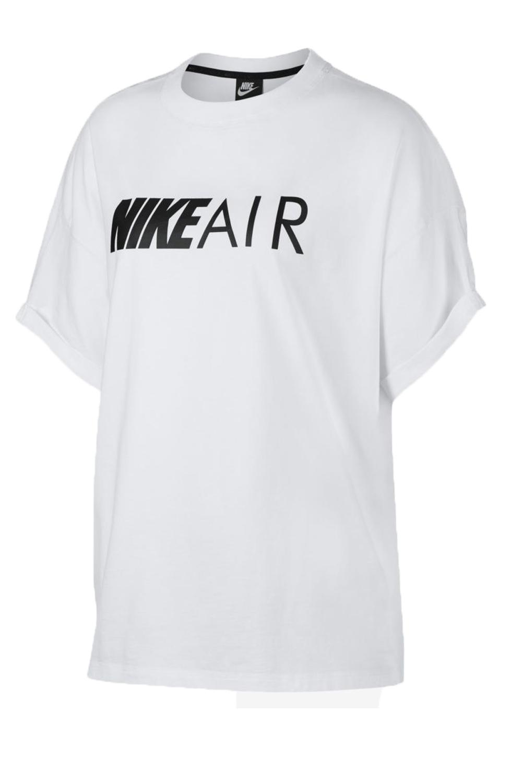 Γυναικεία Μπλούζα NIKE CN7085-100 Άσπρο