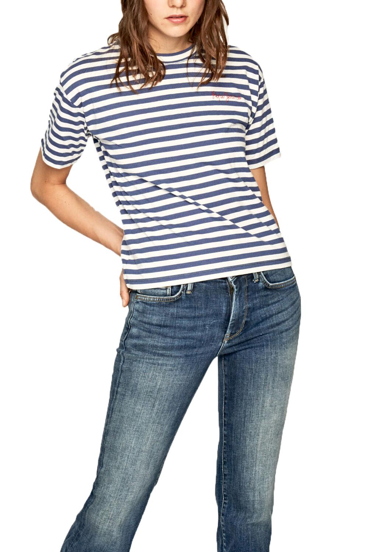 Γυναικεία Μπλούζα PEPE JEANS PL504349-586 Μπλε