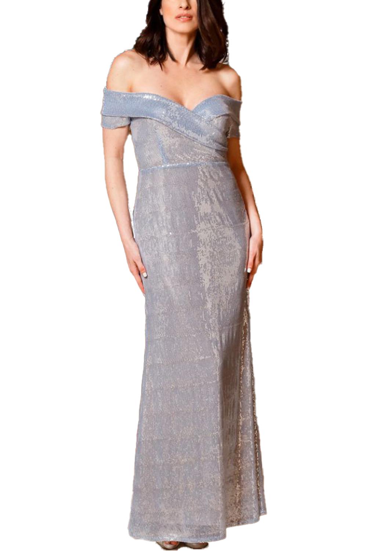 Γυναικείο Φόρεμα PERSONAL S20P179 Μπλέ