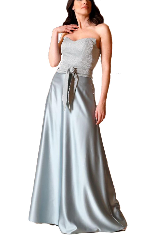 Γυναικείο Φόρεμα PERSONAL S20P146 Πράσινο