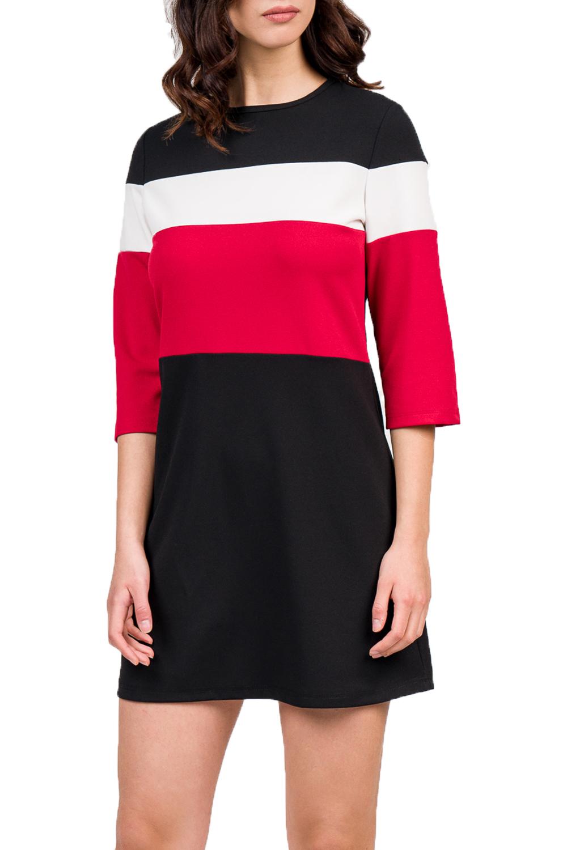 Γυναικείο Φόρεμα ANEL 57401 Μαύρο