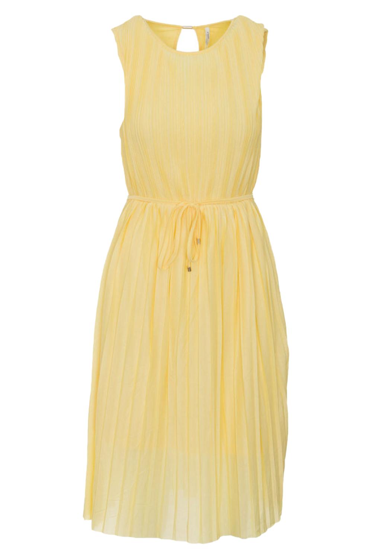Γυναικείο Φόρεμα ONLY 15209561 Κίτρινο