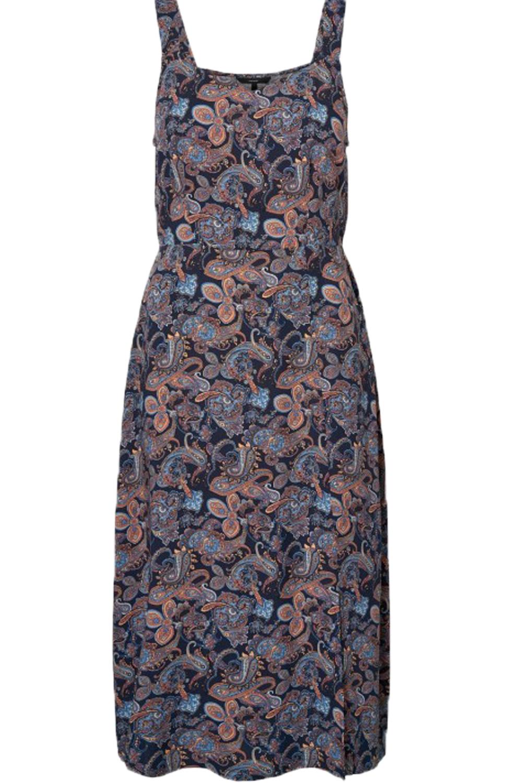 Γυναικείο Φόρεμα Vero Moda 10227835 Μπλέ