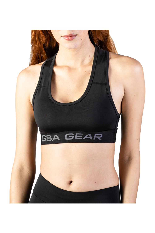 Γυναικείο Μπούστο GSA 17-27033 Μαύρο