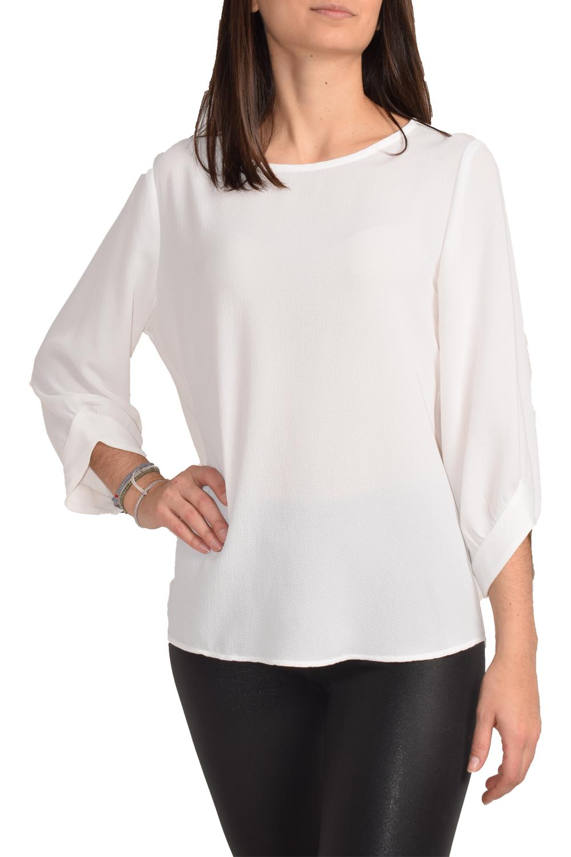 Γυναικεία Μπλούζα GIANNI RODINI 203519 Άσπρο