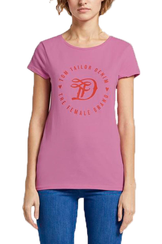 Γυναιοκεία Μπλούζα TOM TAILOR 1016431.00.71 Ροζ