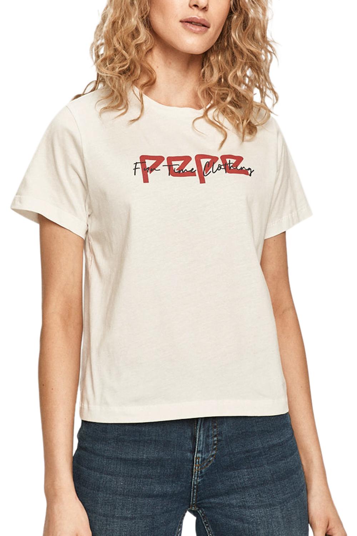 Γυναικεία Μπλούζα PEPE JEANS PL504479-808 Μπεζ