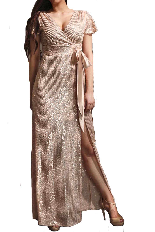 Γυναικείο Φόρεμα PERSONAL S19P156 Ροζ