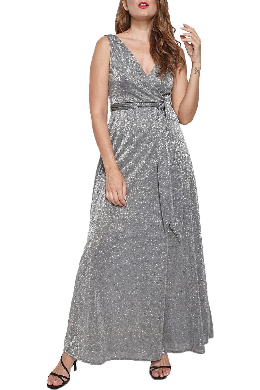 Γυναικείο Φόρεμα BELLINO 21.11.2113 Γκρι