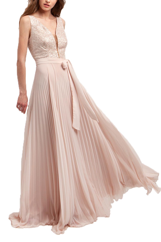 Γυναικείο Φόρεμα DESIREE 08.32070 Ροζ