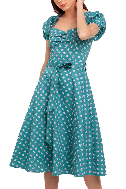 Γυναικείο Φόρεμα DESIREE 08.32126 Πράσινο