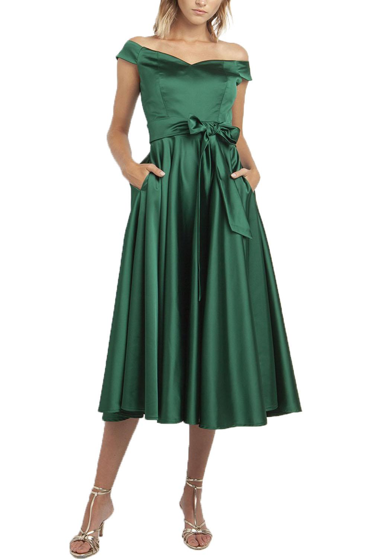 Γυναικείο Φόρεμα DESIREE 08.33006 Πράσινο