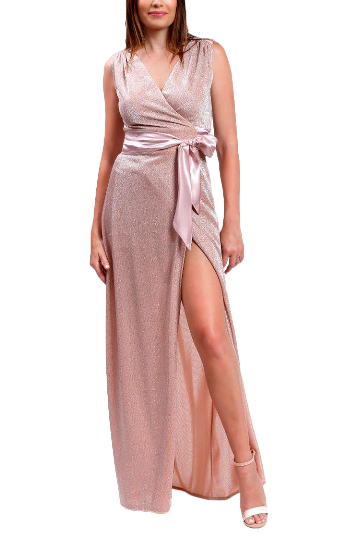 Γυναικείο Φόρεμα PERSONAL A20P130 Ρόζ