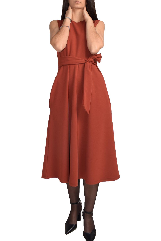 Γυναικείο Φόρεμα SECRET 2099537 Καφέ