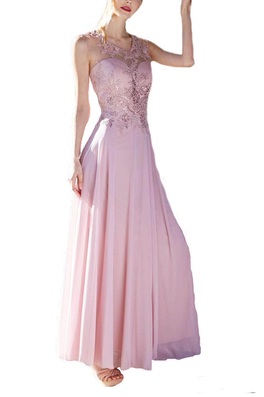 Γυναικείο Φόρεμα STELLA DERLOU 19051 Ροζ