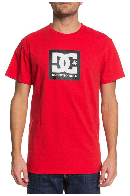 Ανδρική Μπλούζα DC EDYZT04143 Κόικκινη