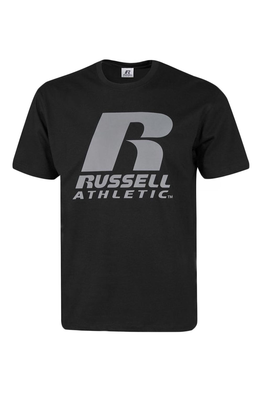 Ανδρική Μπλούζα RUSSELL A0069-1-099 Μαύρη
