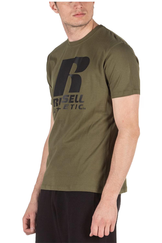 Ανδρική Μπλούζα RUSSELL A0069-1-272 Χακί