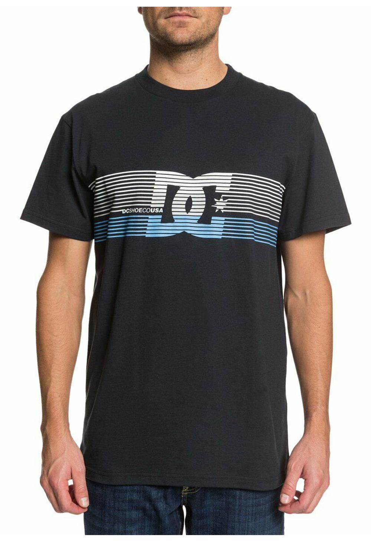 Ανδρική Μπλούζα DC EDYZT04122 Μαύρη