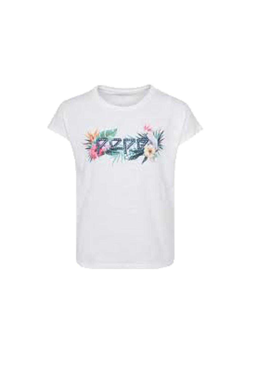 Παιδική Μπλούζα Για Κορίτσι PEPE JEANS PG502121 Άσπρη